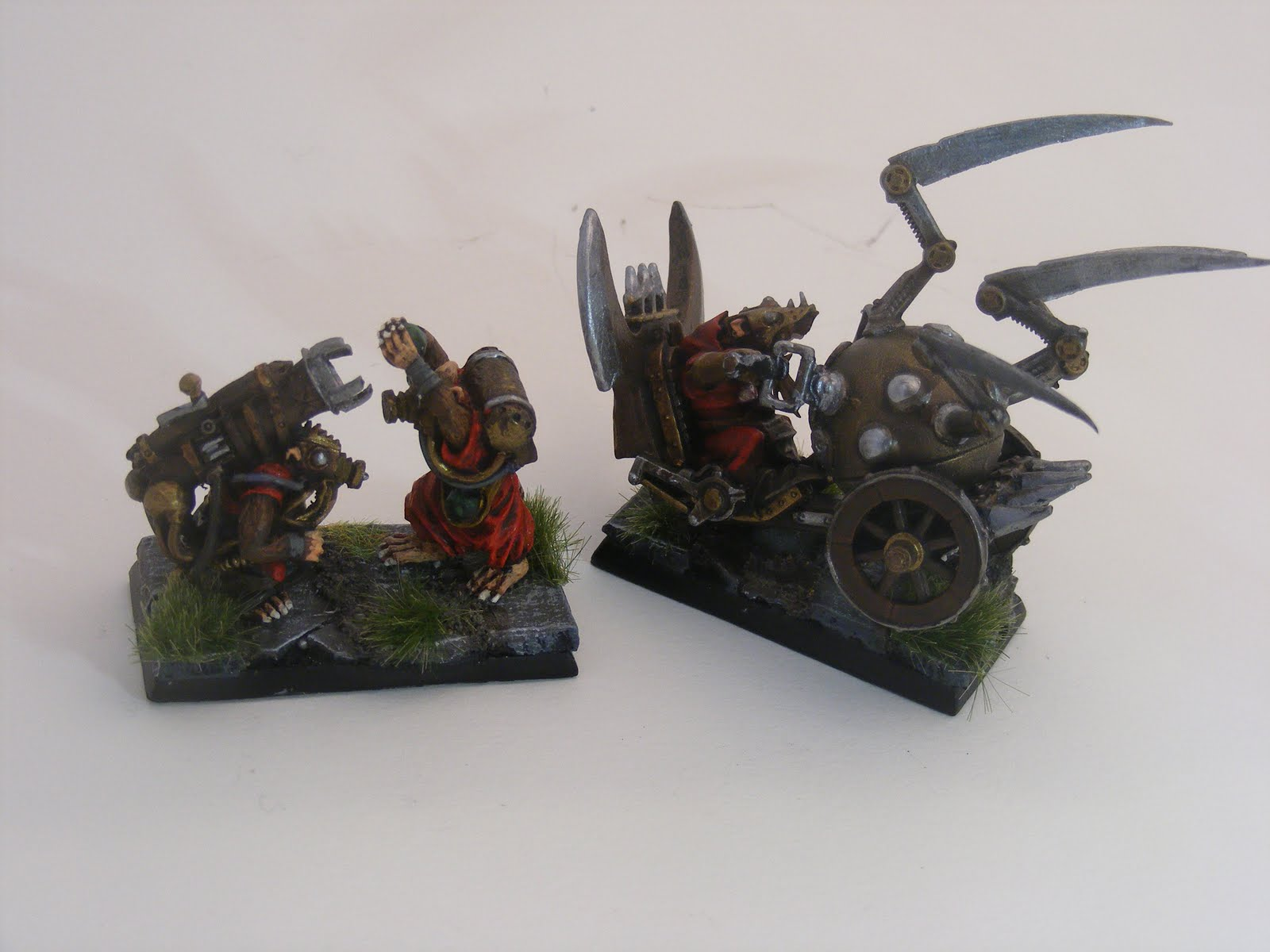 Skaven 7th edition