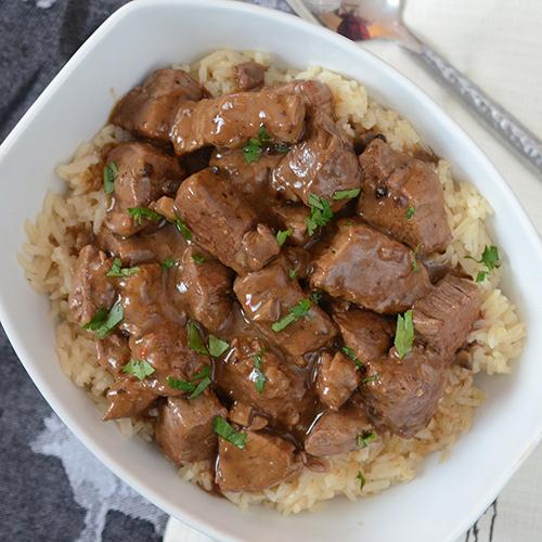 Recipe and menu ideas for Certified Angus Beef tenderloin