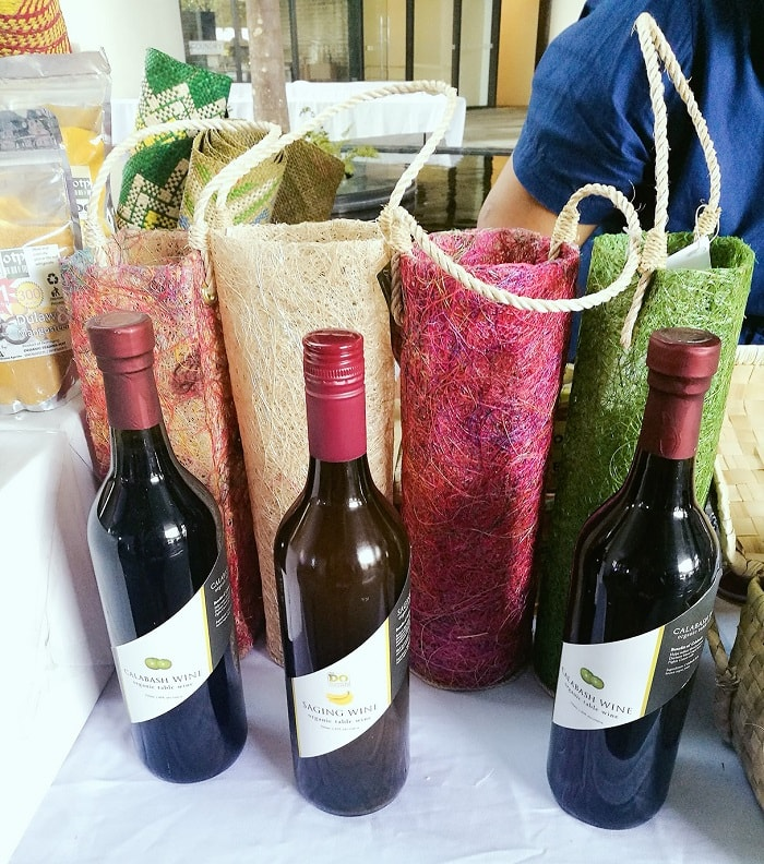 Dumingag organic table wine