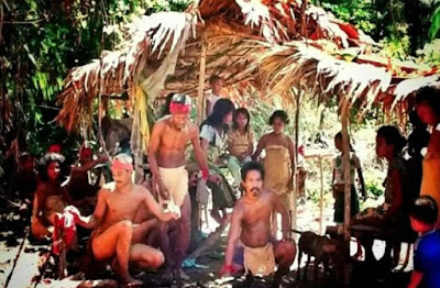 Suku Togutil (Halmahera)