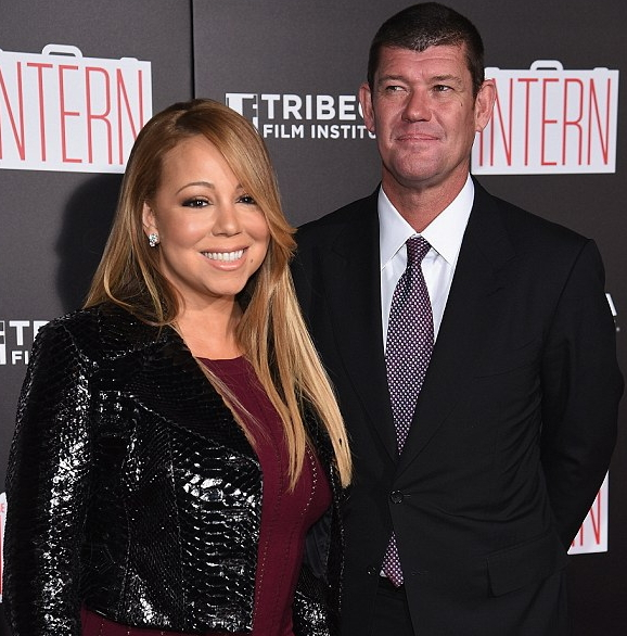 mariah carey james packer business deals