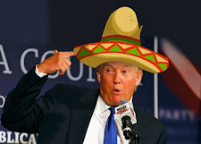 DONALD TRUMP & SOUTH OF THE BORDER