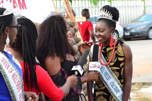 Queen of Nollywood culture Otouaye Gloria Oduifa Looking Stunning  at the 6th Nollywood new yam festival