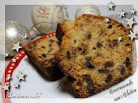 Christmas cake sans gluten et sans lactose