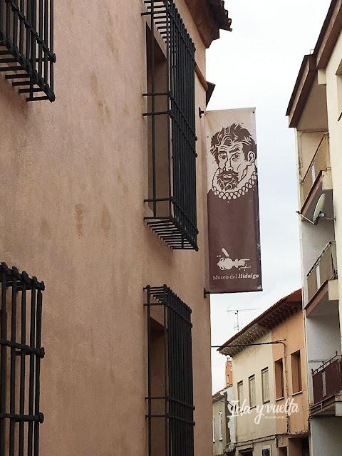 Museos de Castilla-La Mancha Fachada Museo del Hidalgo