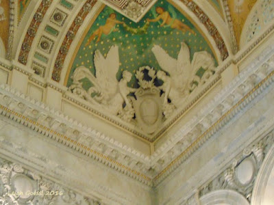 ornate ceilings, LOC