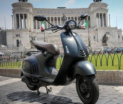 Vespa 946 Emporio Armani premium scooter