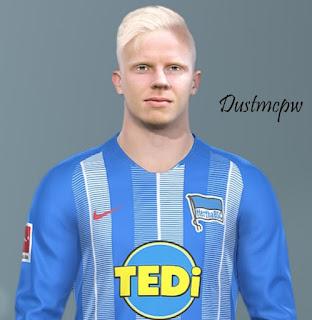 PES 2019 Faces Dennis Jastrzembski by Dustmcpw