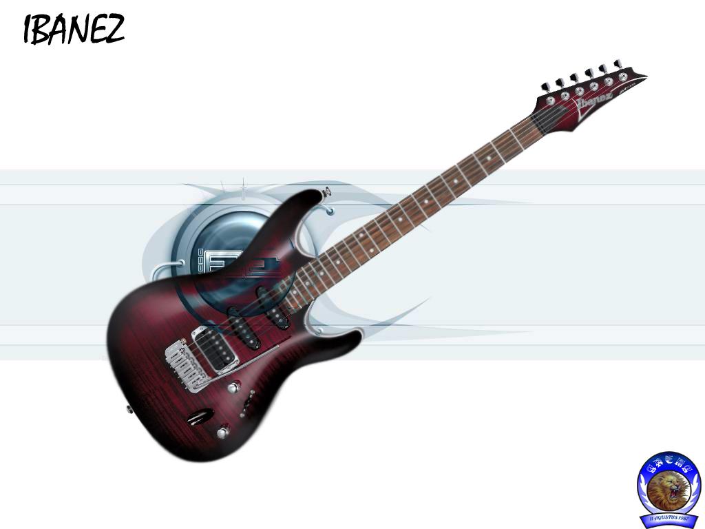 Ibanez Guitar Wallpaper: Wallpaper Ibanez