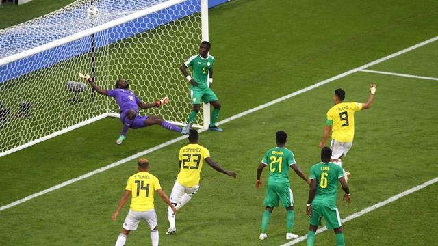 Senegal vs Kolombia - Piala Dunia 2018
