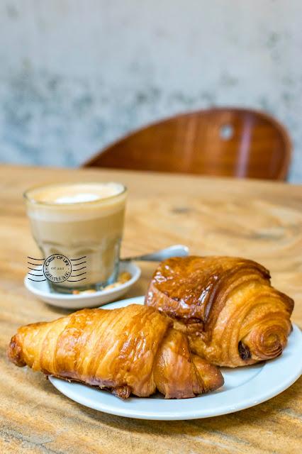 Coffee Addict & Le Petit Four Patisserie @ Hutton Lane, Georgetown, Penang