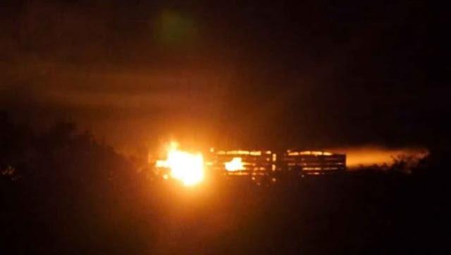 Боевики обстреливают из 120-мм минометов Луганское, Новотошковское и Авдеевку, - пресс-центр штаба АТО - Цензор.НЕТ 9225