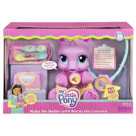 MLP Rarity So-Soft Make Me Better G3 Pony