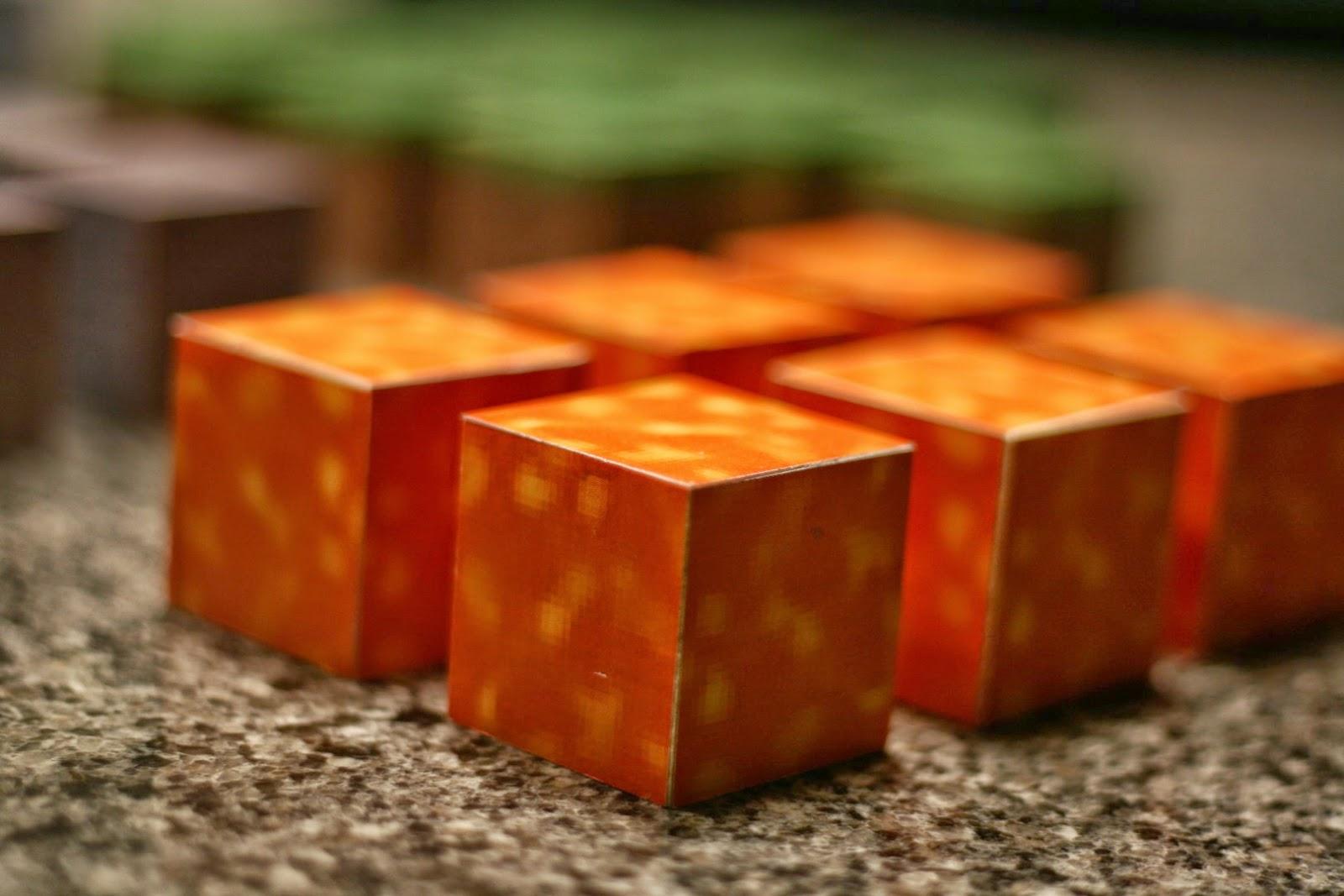 Life Of Gregory D Diy Wood Minecraft Blocks