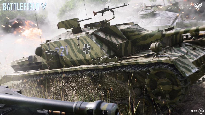 Battlefield V - Capítulo 2: O Raio Cai
