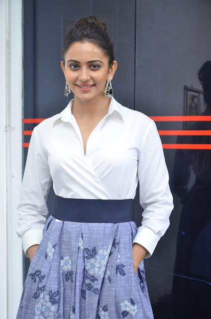 Rakul preet Singh Photos At Jaya Janaki Nayaka Press Meet