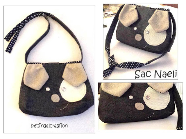 diy sac naeli pour petite fille bettinael passion couture made in france. Black Bedroom Furniture Sets. Home Design Ideas