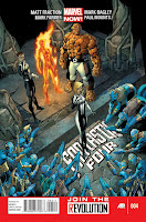 Fantastic Four #4 Cover
