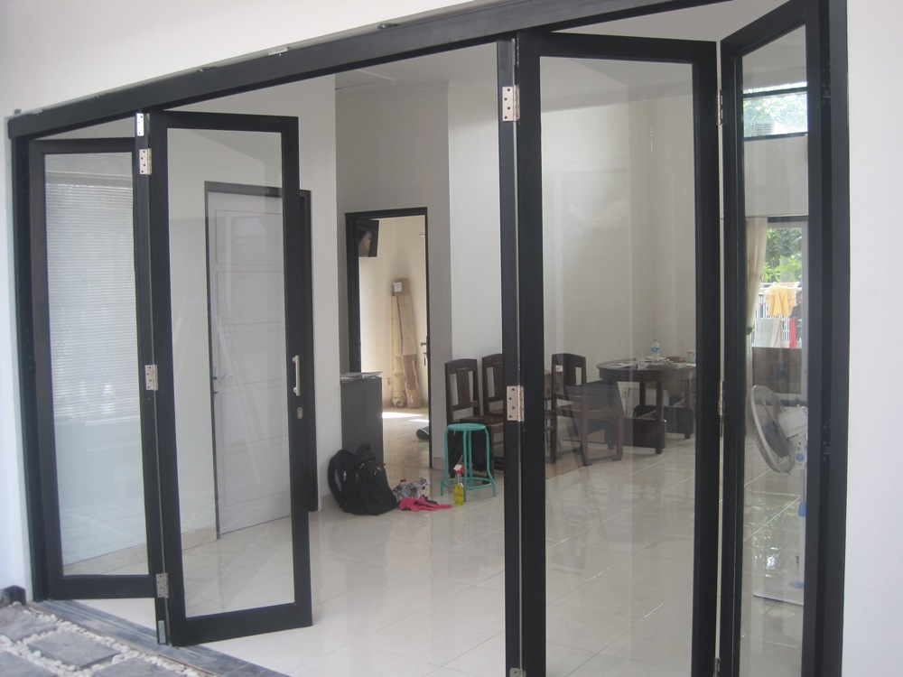 Pintu Aluminium | Gemilang Utama Aluminium
