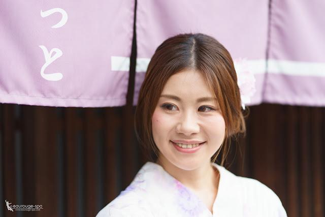 Yukata Portrait -2 ILCE-7M2