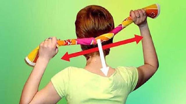 Trik Mengusir Sakit kepala dalam 3 Menit! Yuk Dicoba Tehnik Ini!