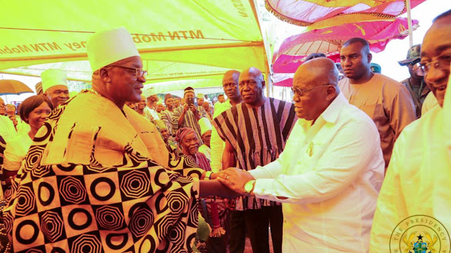"""My Government Will Not Ignore Agriculture"" – President Akufo-Addo Assures"