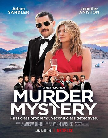 Murder Mystery (2019) Dual Audio Hindi 720p BluRay x264 Multi Subs Movie Download