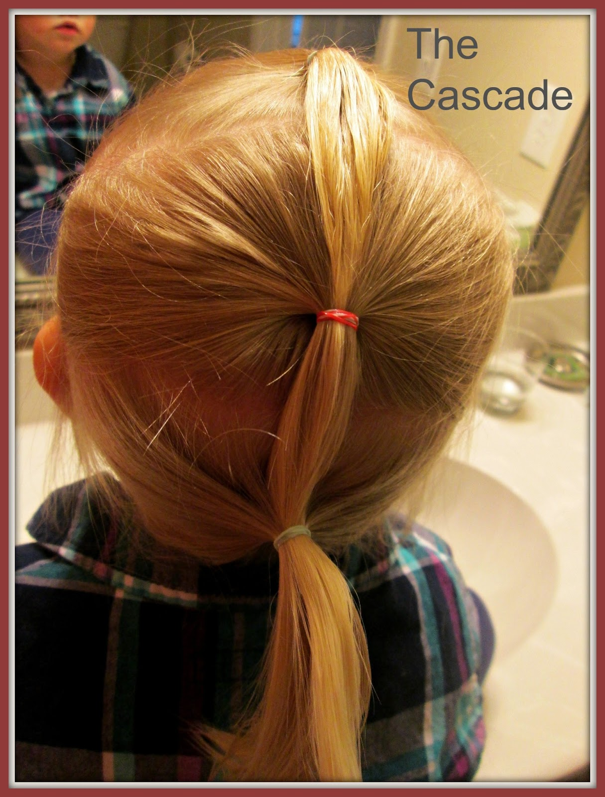 THE REHOMESTEADERS: 10 Easy Hairstyles For Little Girls