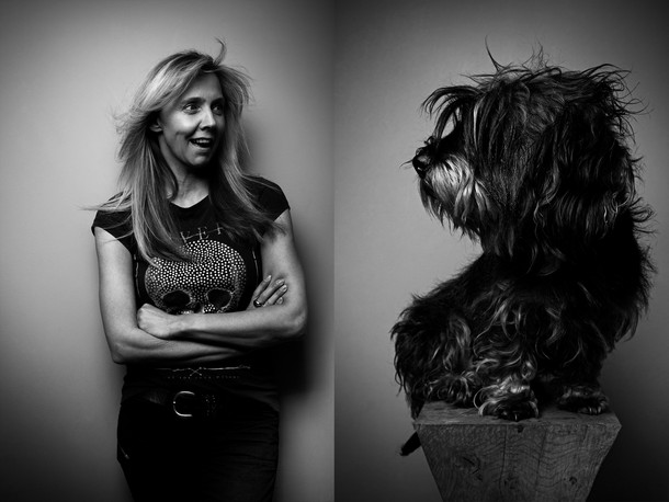 Wonderful Portraits of Owners Who Love Their Pets