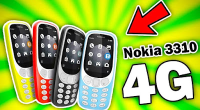 Pembahasan Detail Tentang Spesifikasi Nokia 3310 4G