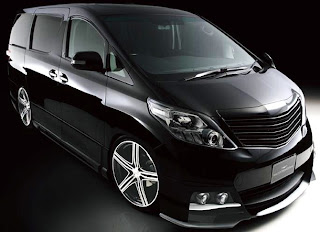 All New Alphard Hybrid Perbedaan Grand Avanza E Dan G 2015 Auto Latest 2012 Toyota The Will Be Launched First In Japan And Ready For Sale On November 17 2011 Synergy Drive Hsd System