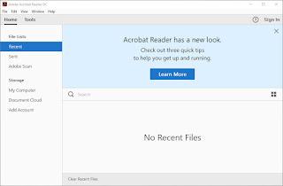 تحميل برنامج Adobe Acrobat Reader DC 2018 للكمبيوتر