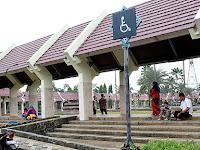 Kurangnya Fasilitas Bagi Disabilitas