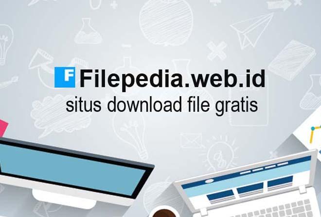 Cara Download File Gratis di Situs Filepedia