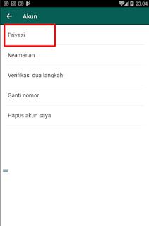 Cara menyembunyikan foto profil akun whatsapp dari orang yang tidak dikenal √  Cara Praktis Menyembunyikan Foto Profil Whatsapp Dari Orang Yang Tidak Dikenal