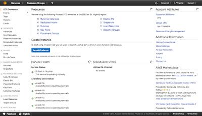 Amazon AWS & Microsoft Azure Part 1. - Virtual Machines