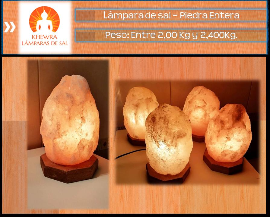 Khewra lamparas de sal piedra entera del himalaya - Piedra de sal del himalaya ...