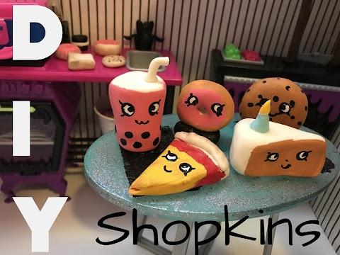 DIY Custom Shopkins- SUPER EASY!