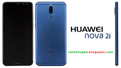 Huawei Nova 2i (Honor 9i) Android Phone Specification & Price In BD