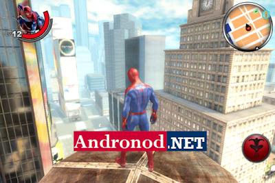 Tha Amazing Spiderman 1 Apk Data Offline Terbaru For Android