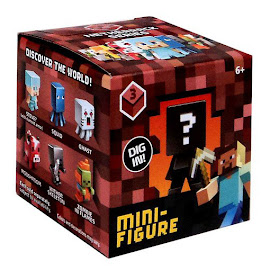Minecraft Series 3 Blaze Mini Figure