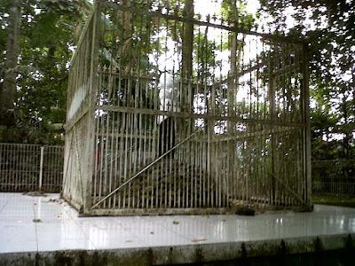 Benarkah Batu Tongkat di Dayeuhluhur Petilasan Embah Jaya Perkosa?