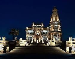 Baron Empain Palace in Cairo