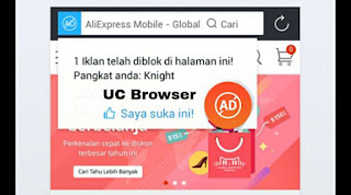 Browser ialah aplikasi yang sangat penting di perangkat manapun 5 Aplikasi Browser Tercepat, Terbaik, dan Paling ringan Untuk Android 2018