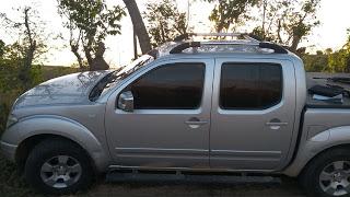 Carro roubado no Sítio Furnas é localizado na Zona Rural de Bom Jardim.