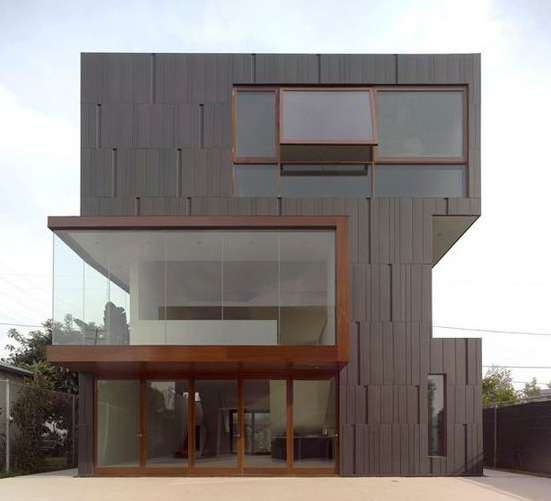 Contemporary: Understated but Significant Architecture