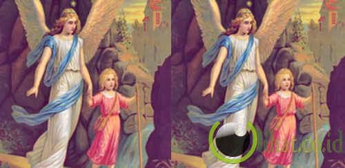 Ditemui Malaikat Pelindung