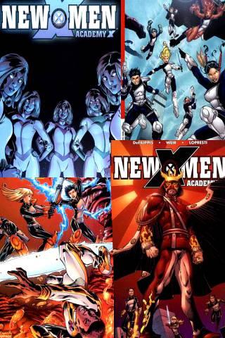 New X-Men - Academy X 16-19 PDF