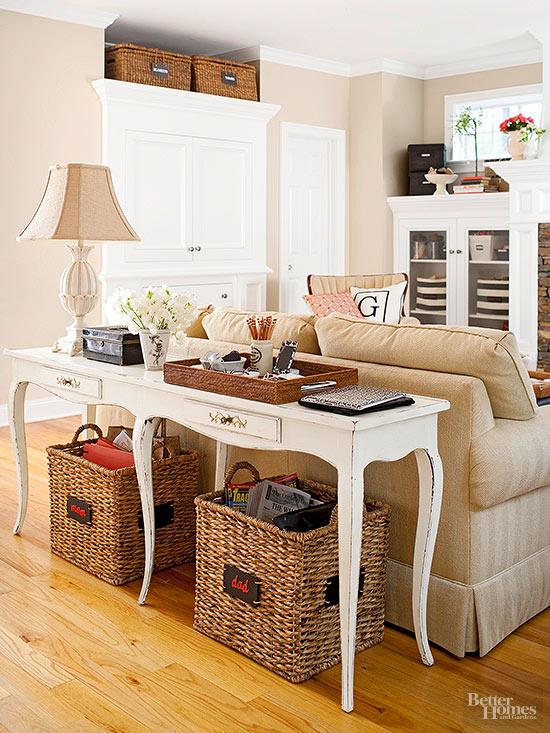 Come arredare con stile gli spazi pi scomodi di casa tua - Il porno divano ...