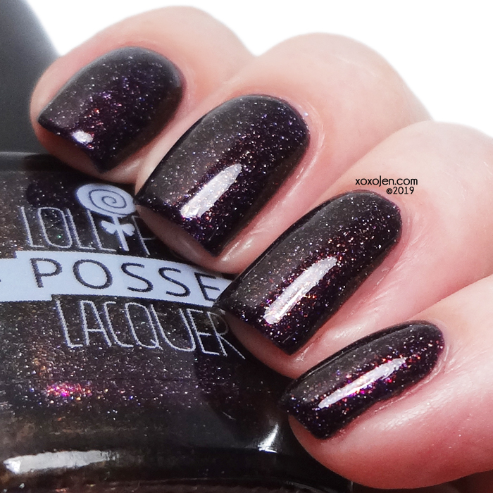 xoxoJen's swatch of Lollipop Posse Live Deliciously